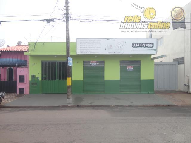 Ponto comercial para locação, São Benedito, Uberaba - PT0099.