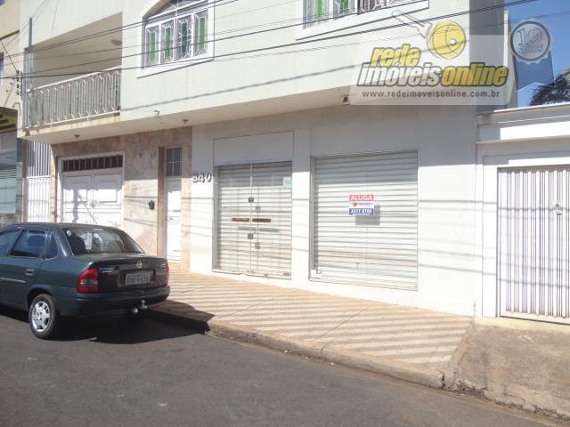 Ponto comercial para locação, São Benedito, Uberaba - PT0059.