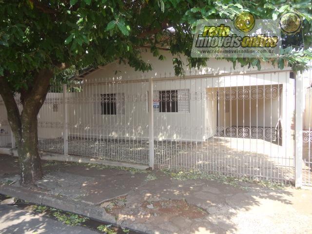 Casa residencial para locação, Santa Maria, Uberaba - CA0875.