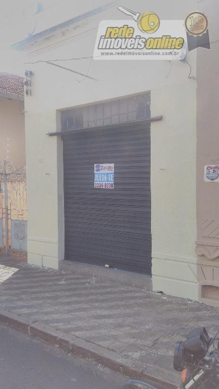 Ponto comercial para locação, São Benedito, Uberaba.