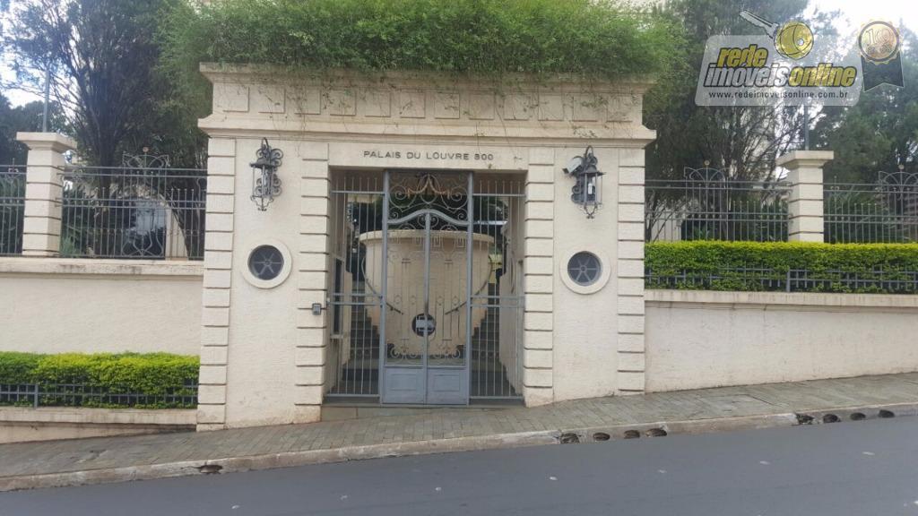 Apartamento residencial para venda e locação, Centro, Uberaba - AP0331.