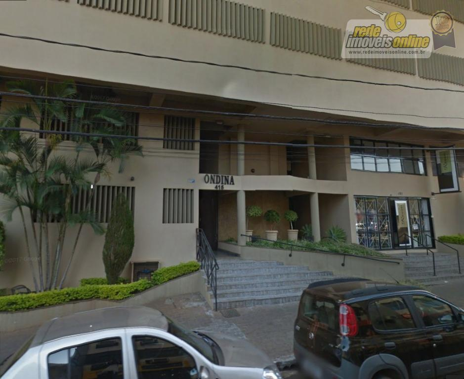 Apartamento residencial para locação, Centro, Uberaba - AP1698.