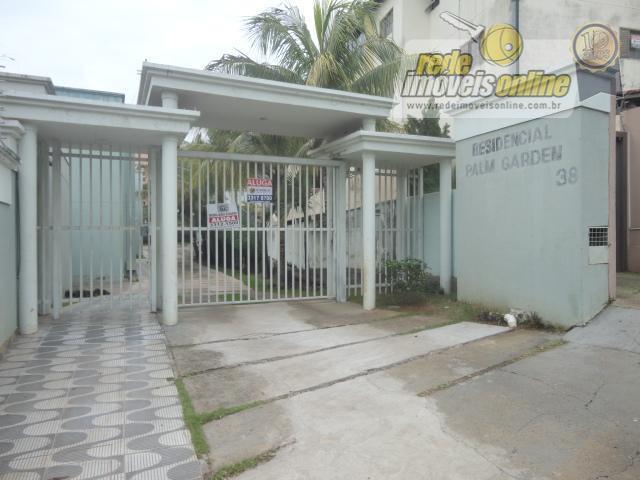 Apartamento residencial para locação, Centro, Uberaba - AP1724.