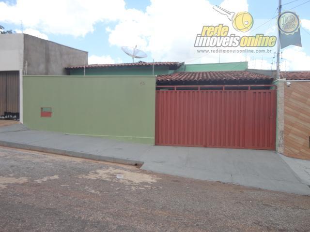 Casa residencial para locação, Recreio dos Bandeirantes, Uberaba - CA0876.