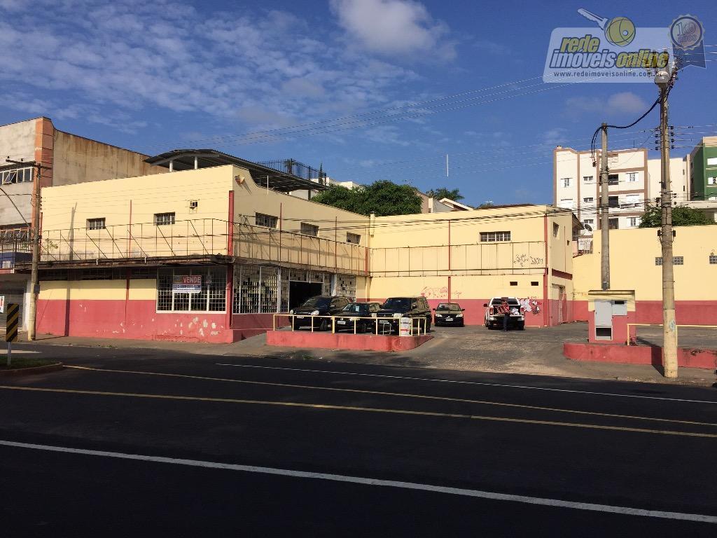 Galpão comercial para venda e locação, São Benedito, Uberaba.