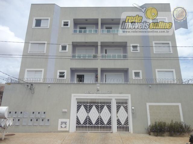 Apartamento residencial para locação, Parque do Mirante, Uberaba - AP1780.