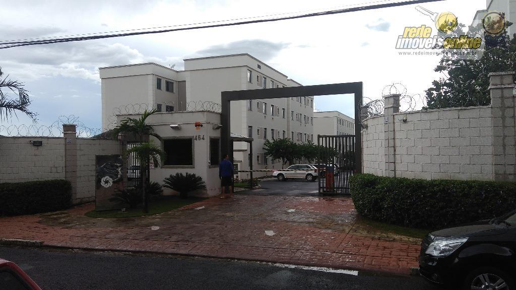 Apartamento residencial para locação, Recreio dos Bandeirantes, Uberaba.
