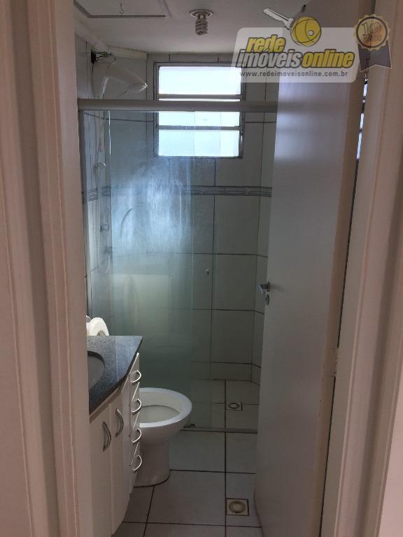 Apartamento residencial para locação, Mercês, Uberaba - AP0706.