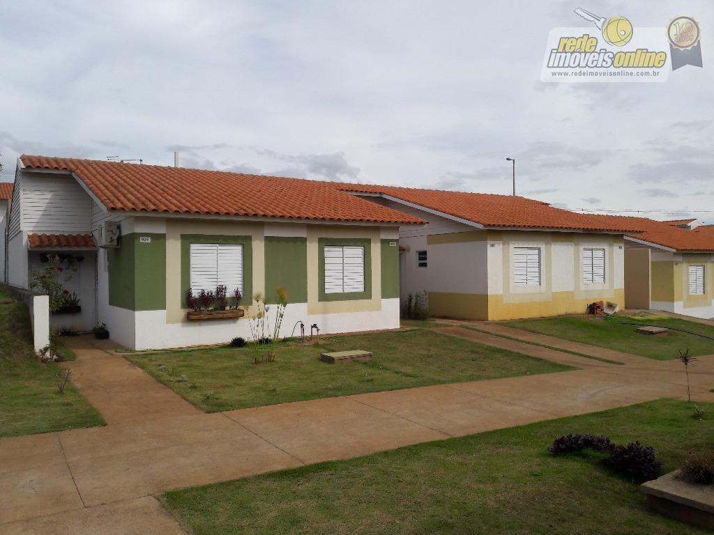 Casa residencial para venda e locação, Recreio dos Bandeirantes, Uberaba.