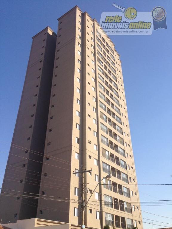 Apartamento residencial para locação, Mercês, Uberaba - AP2256.