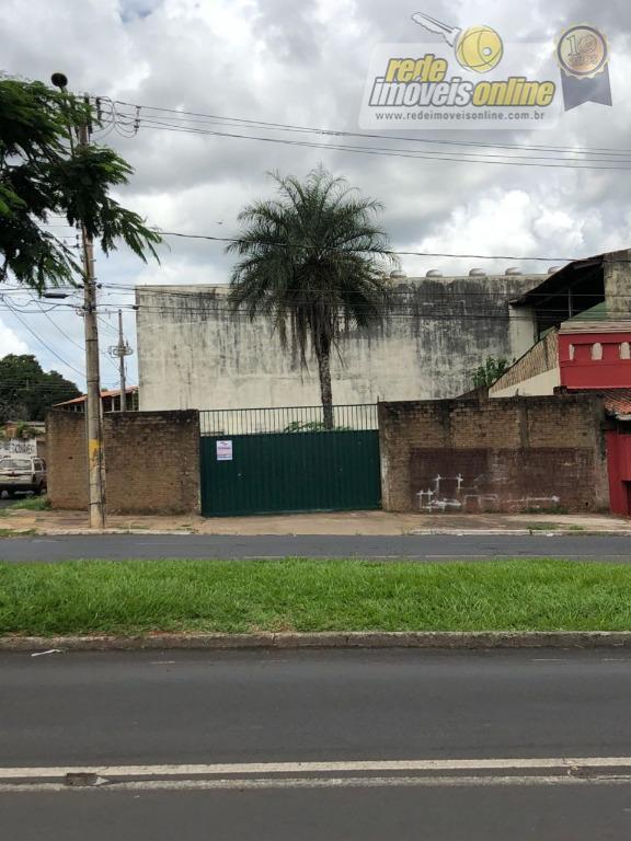 Terreno comercial à venda, Parque do Mirante, Uberaba.
