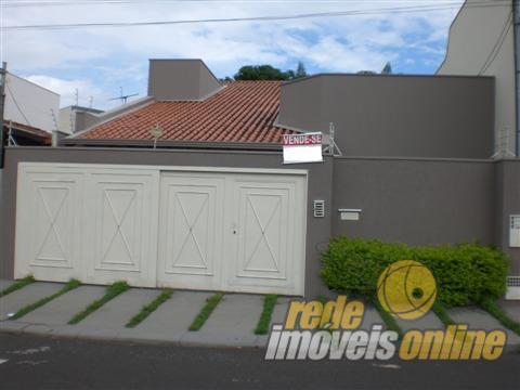 Casa Residencial à venda, Boa Vista, Uberaba - CA0648.