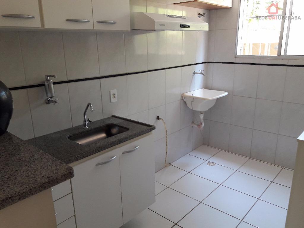 Rede Uai Uberaba Apartamento Residencial Para Loca O Parque S O  -> Sala Quarto Cozinha Carro
