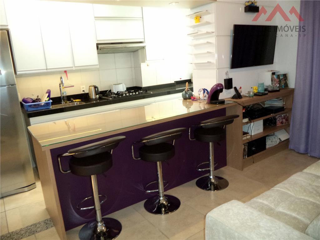 Cozinha Planejada Americana Apartamento Oppenau Info
