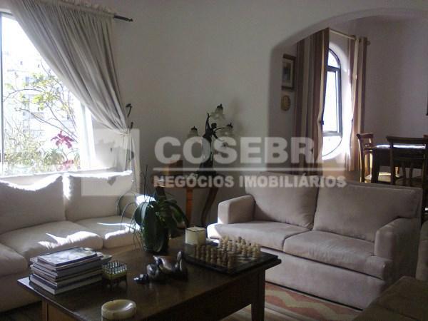 Apartamento residencial à venda, Brooklin, São Paulo - AP0320.
