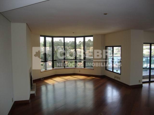 Apartamento residencial para venda e locação, Panamby, São Paulo - AP2236.