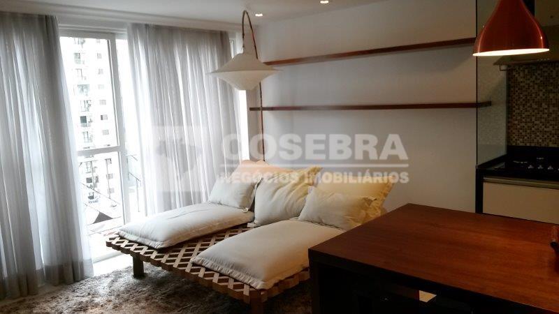 Apartamento á venda  01 dormitório na Vila Olímpia, São Paulo.