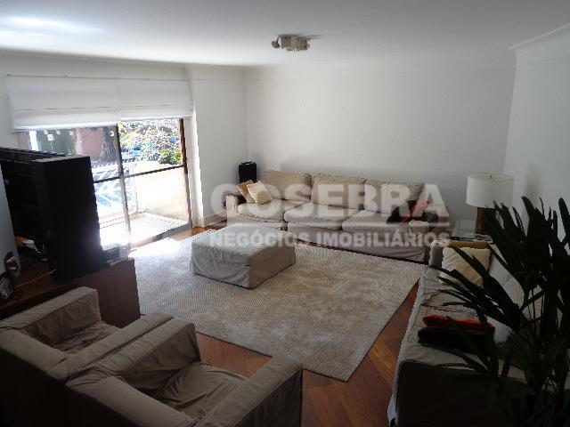 Apartamento residencial à venda, Moema, São Paulo - AP3301.