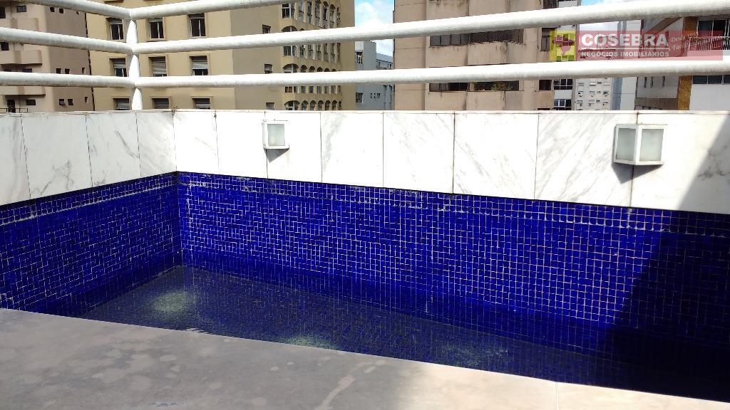 Cobertura residencial à venda, Jardim América, São Paulo - CO0185.