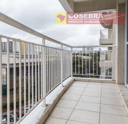 Apartamento na Rua Leopoldo de Bulhões em Moema - São Paulo
