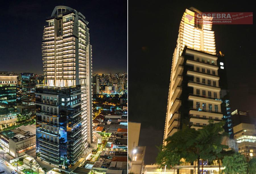 A nova Referência do Itaim Bibi, plantas de 57m² a 262m² para quem quer morar ou investir.
