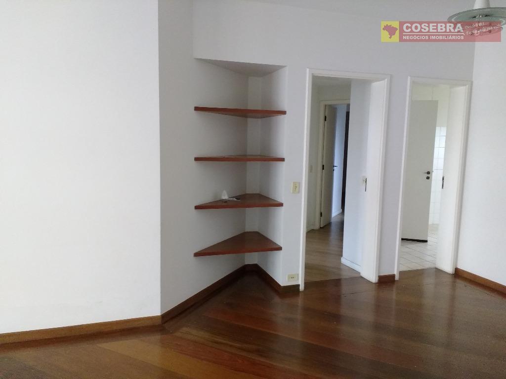 Apartamento para Locação, 03 dormitórios na Vila Nova Conceição, São Paulo.