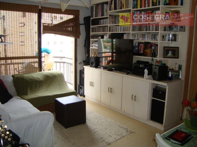 Apartamento para Compra na Rua das Fiandeiras, Vila Olímpia - São Paulo