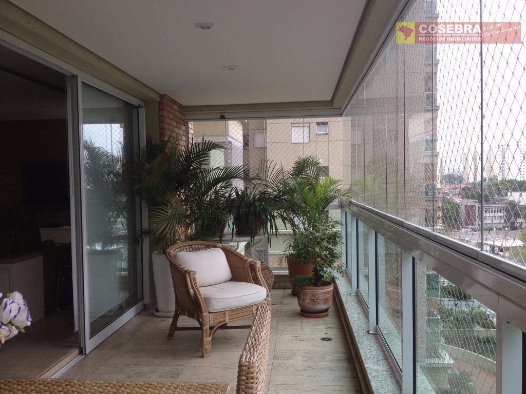 Apartamento residencial para venda e locação, Campo Belo, São Paulo - AP4092.