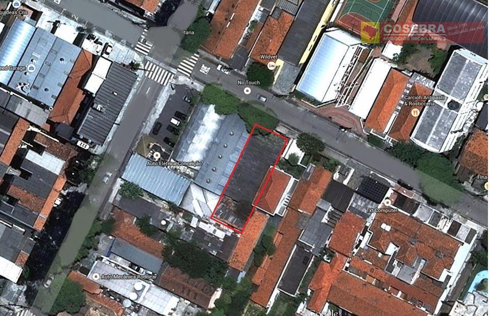 Terreno comercial à venda, Vila Olímpia, São Paulo.