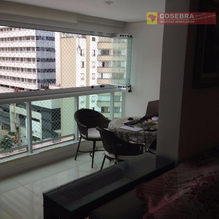 Apartamento residencial à venda, Brooklin Velho, São Paulo.