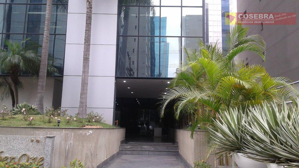 Conjunto comercial na Vicente Pizon, Vila Olímpia, São Paulo.