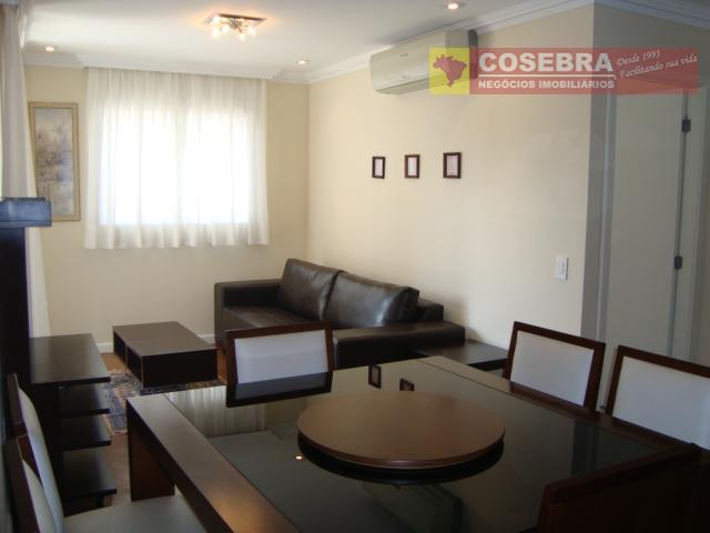Apartamento mobiliado na Av. Dr. Cardoso de Melo - Vila Olímpia