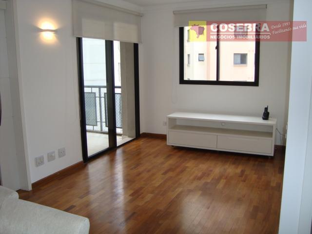 Apartamento Residencial para locação, Vila Olímpia, São Paulo - AP0798.