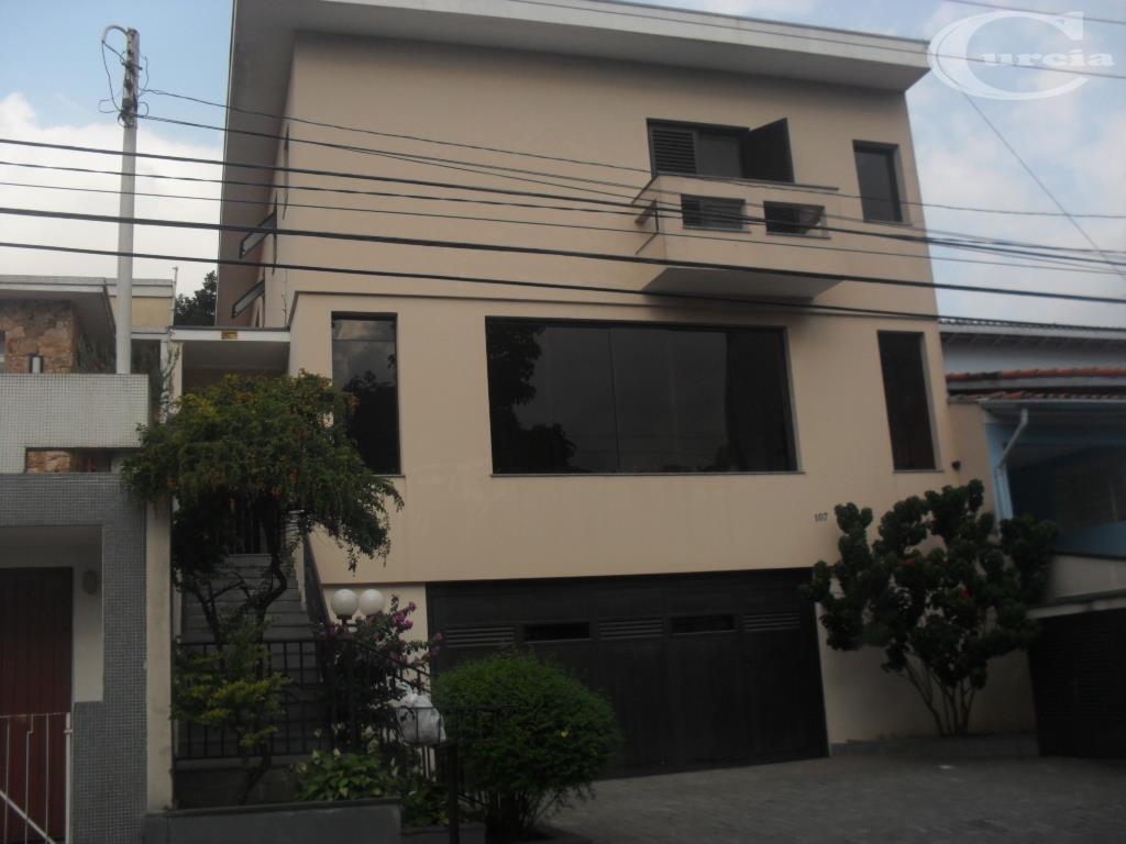 Sobrado residencial à venda, Jardim da Saúde, São Paulo - SO0175.