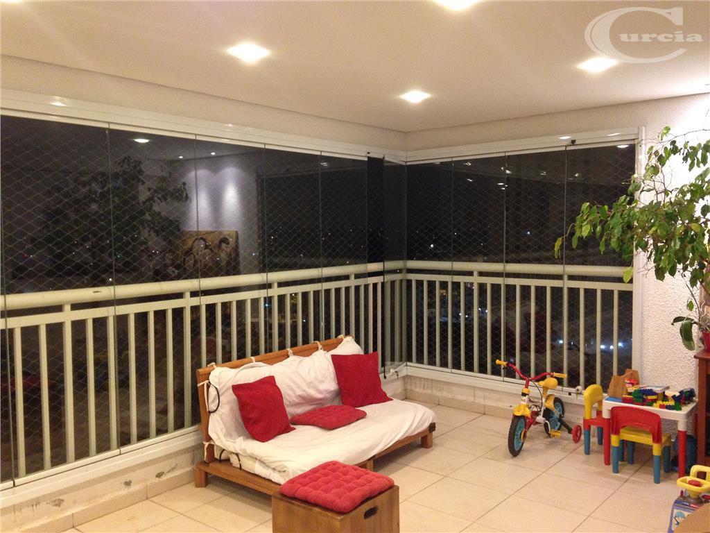 Apartamento residencial à venda, Alto do Ipiranga, São Paulo - AP2624.