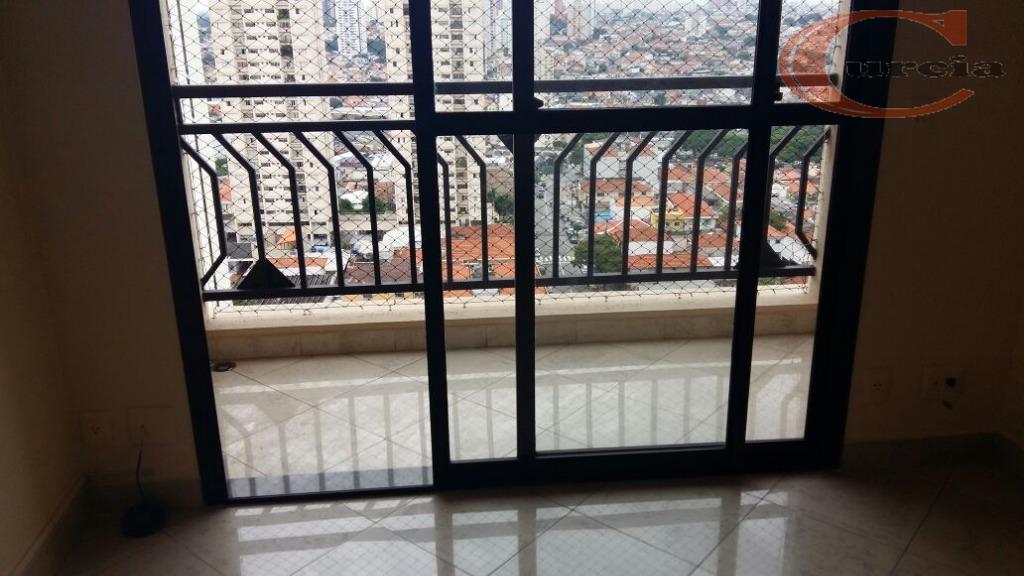 Apartamento residencial para locação, São Judas, São Paulo.