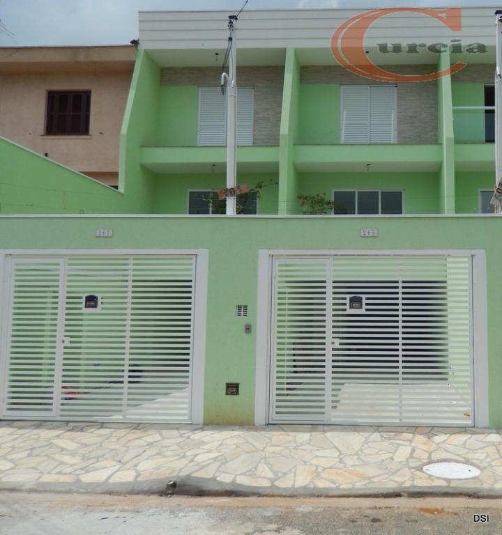 Sobrado residencial à venda, Vila Gumercindo, São Paulo.