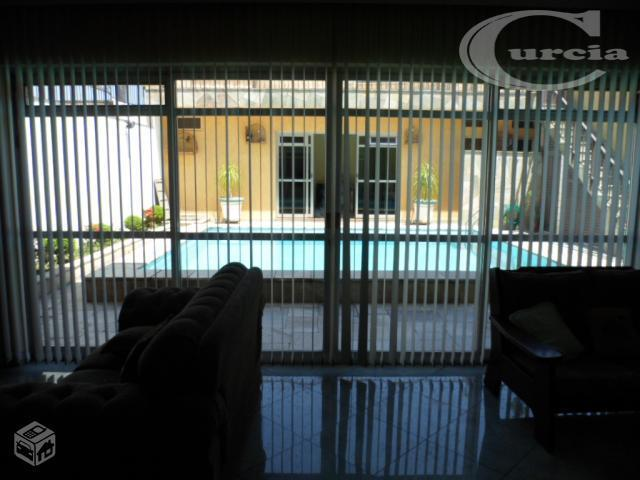 linda casa sobrado com piscina no jardim da saúde - 3 vagas de garagem - 3...