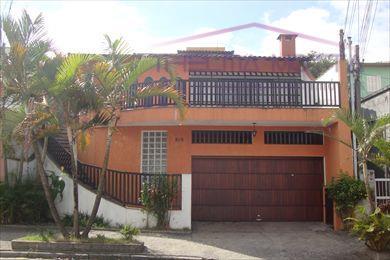 Casa Residencial à venda, Vila Eldízia, Santo André - CA1083.