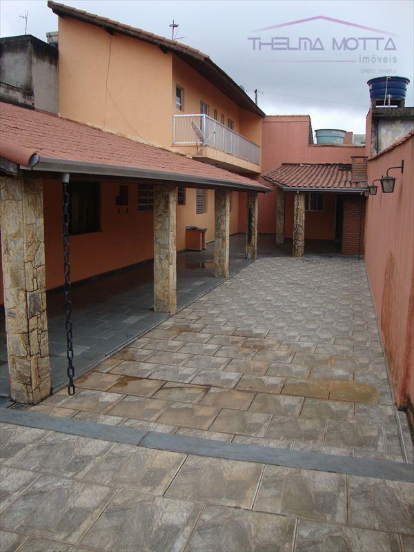 Casa Residencial à venda, Jardim Sônia Maria, Mauá - CA1121.