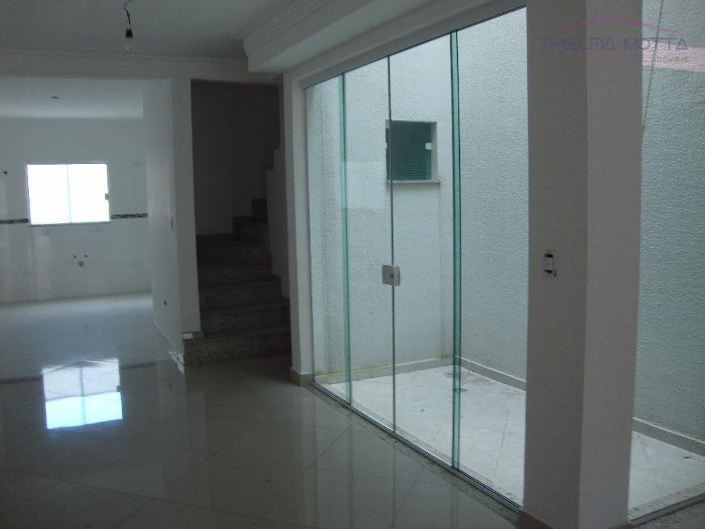 Sobrado  residencial à venda, Vila Curuçá, Santo André.