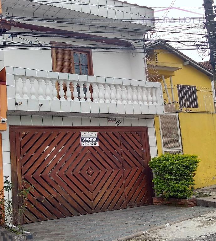 Sobrado  residencial à venda, Jardim Santa Adélia, São Paulo.