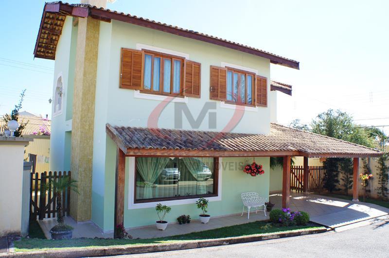 Ótimo sobrado em pequeno condomínio e excelente localização  Ref. cs-903