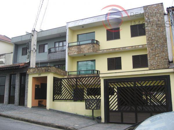 Apartamento Residencial para locação, Santa Maria, Santo André - AP1104.
