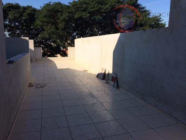 Cobertura Residencial à venda, Parque Oratório, Santo André - CO0160.