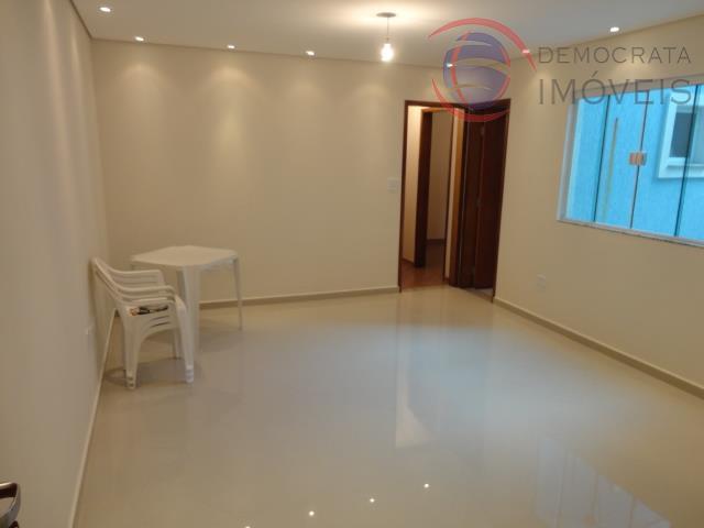 Apartamento sem Condomínio à venda, Vila Camilópolis, Santo André - AP3022.