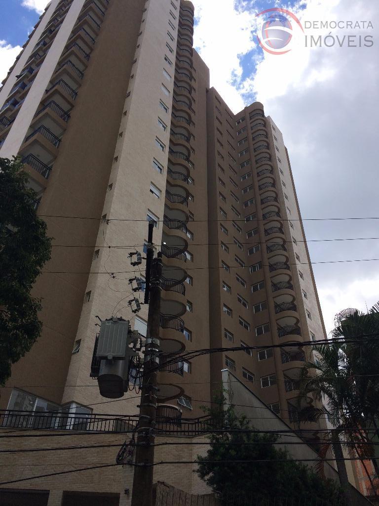 Apartamento, Rua Xingu, Santo André