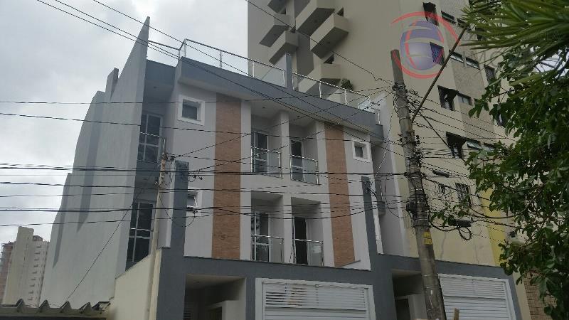 Casa residencial à venda, Centro, Santo André.