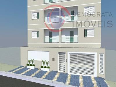 Cobertura residencial à venda, Parque das Nações, Santo André - CO0664.