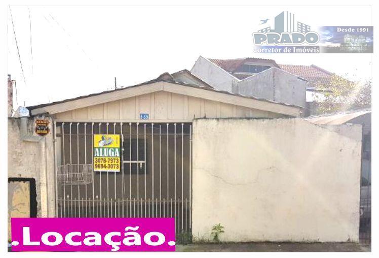 Casa para locação, Sítio Cercado, Curitiba.